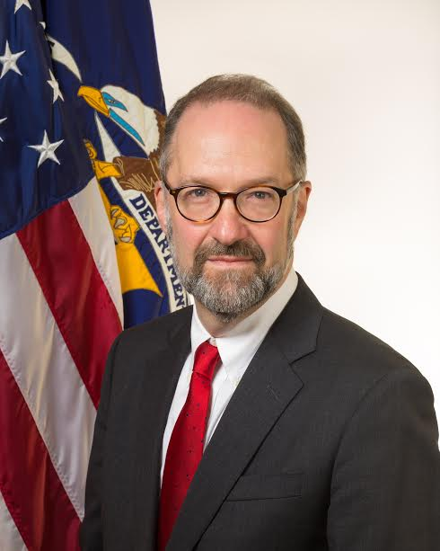 David Weil, administrator of the U.S. Labor Department's Wage and Hour Division