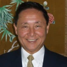 Joon Moon, the owner and president of Rooto Corp., who runs the company from Las Vegas.